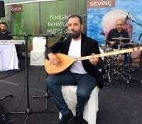 Kırşehir İsmail Altunsaray Konseri