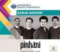 Nevşehir Pinhani Konseri