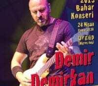 Nevşehir Demir Demirkan Konseri