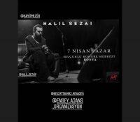 Konya – Halil Sezai Konseri